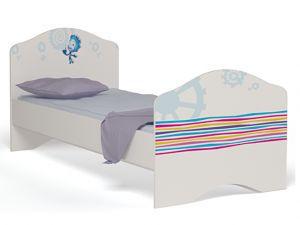 Детская кровать Нолик с доп.спальным местом
