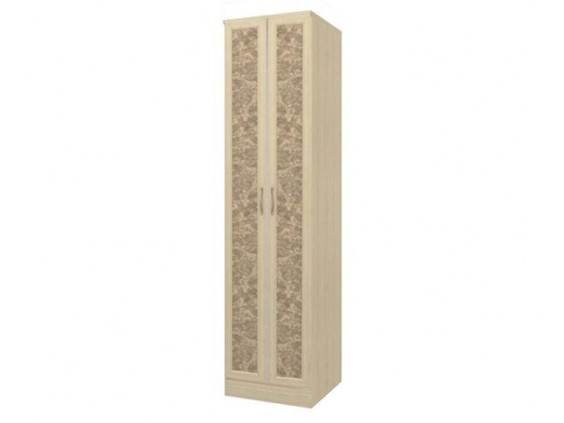 Шкаф 2-х дверный София СТЛ.098.01+СТЛ.098.23 (Granite Rose/Cilegio Nostrano)