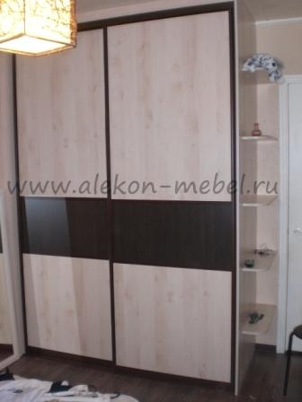 Ремонт шкафов-купе, кухонь и другой любой мебели