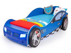 Детская кровать-машина Formula blue
