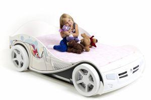 Детская кровать-машина Molly