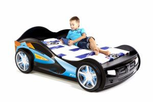 Детская кровать-машина Pilot