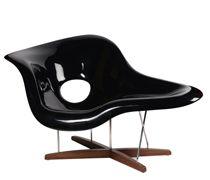 La Chaise черное