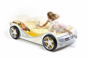 Детская кровать-машина Симка