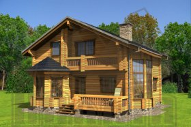 Деревянные дома и мебель из дерева