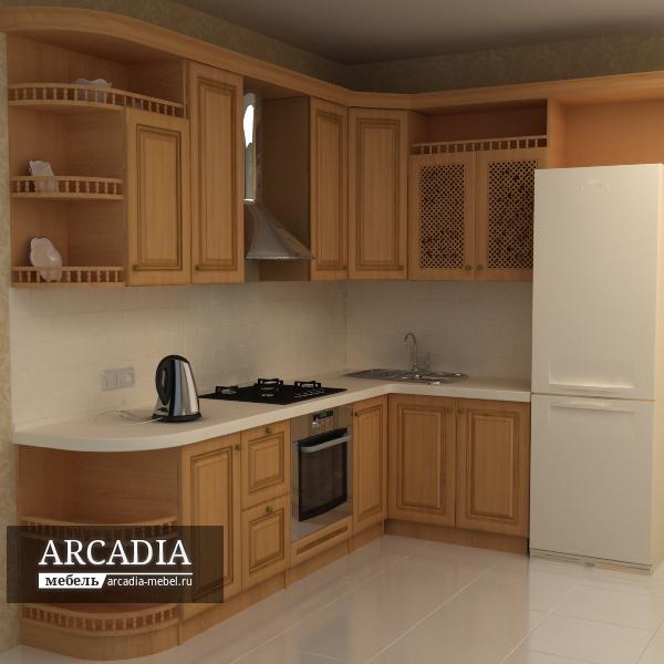 Кухонный гарнитур Кантри 1
