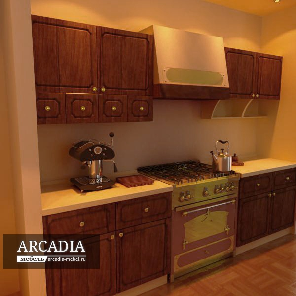 Кухонный гарнитур Кантри 2