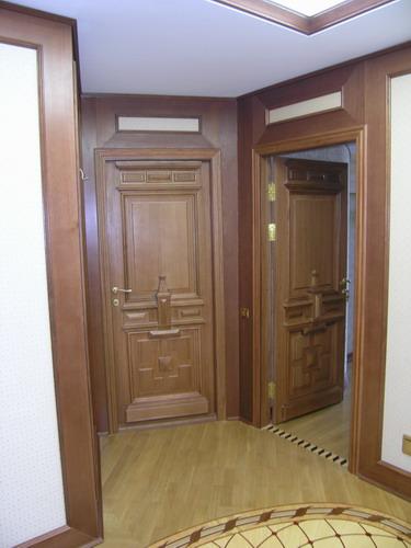 Межкомнатные и входные двери