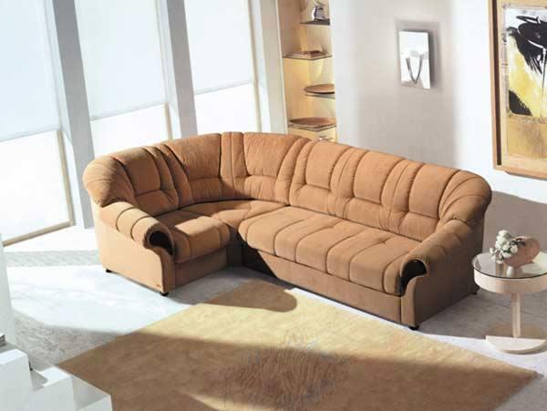 Угловые диваны -> Мягкая мебель