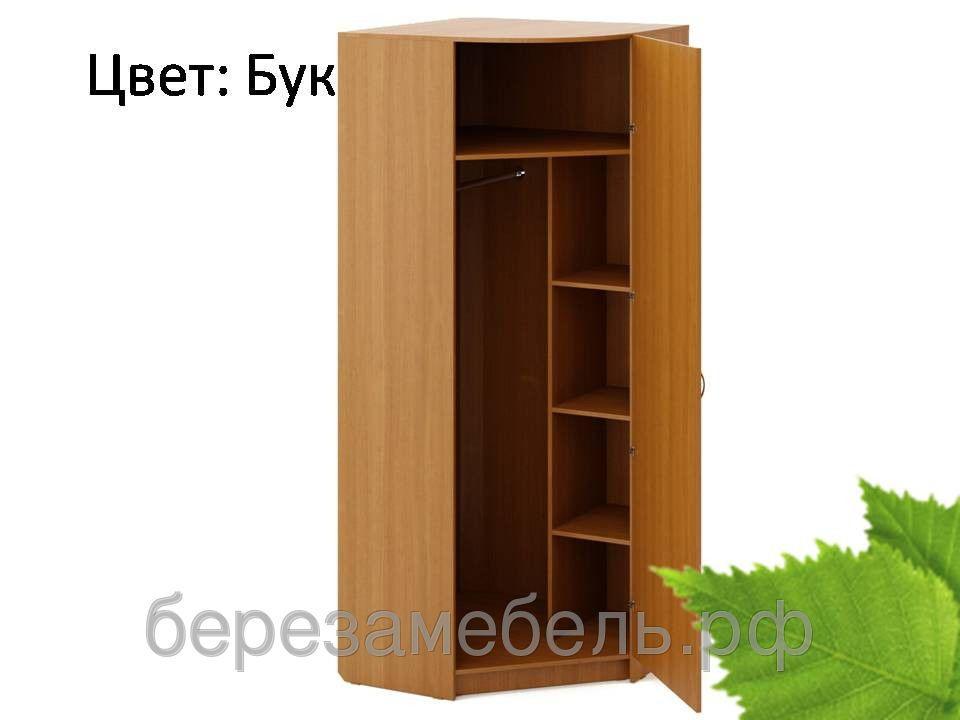 Угловой шкаф ШК-07