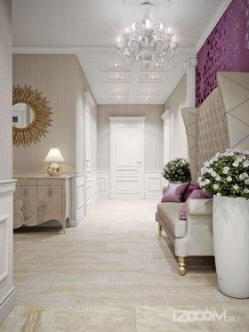 Дизайн интерьера квартиры http://www.izooom.ru