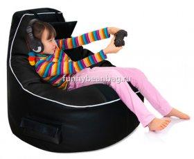 Бескаркасное кресло мешок (бинбэг для игр) Gamer