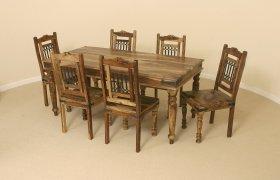 Стол обеденный SC-599 ДЖАЙПУР (большой)