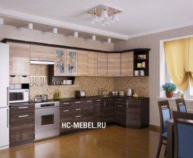 Кухня ВЕНЕЦИЯ-4 УГЛОВАЯ, левая - правая