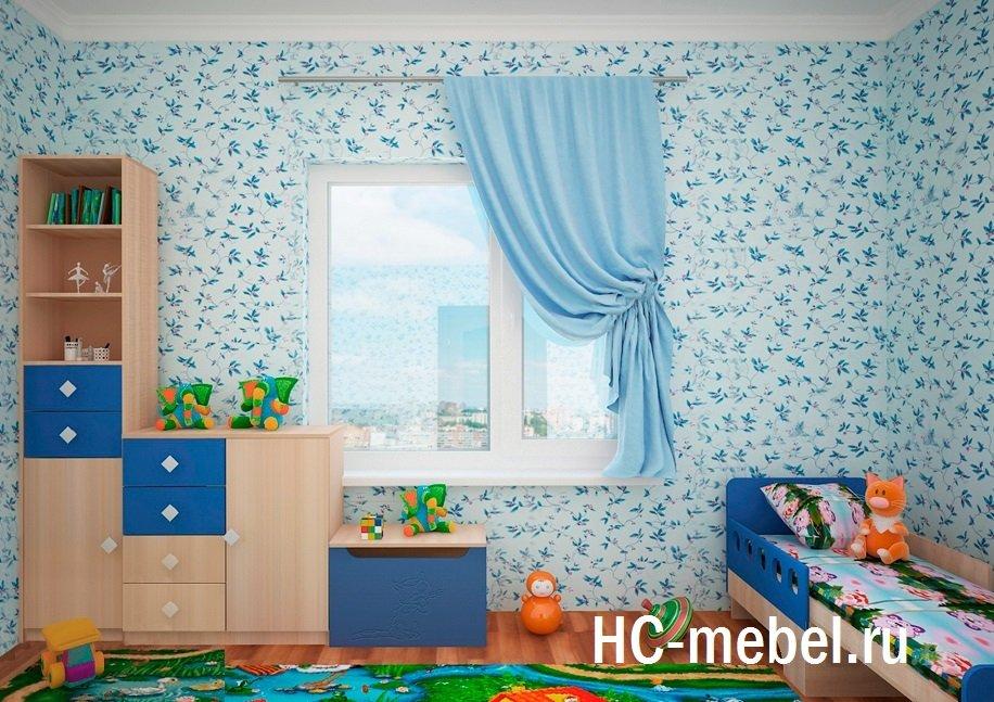 ЖИЛИ-БЫЛИ детский набор. Кровать ВЫРАСТАЙКА