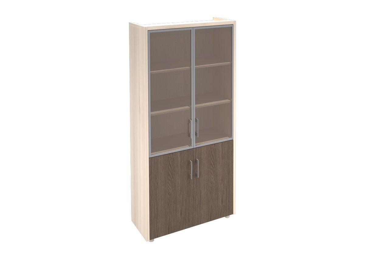 Шкаф-витрина в кабинет руководителя Сенатор