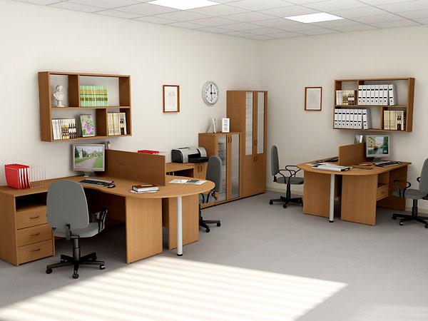 Мебель для персонала Диалог - эконом