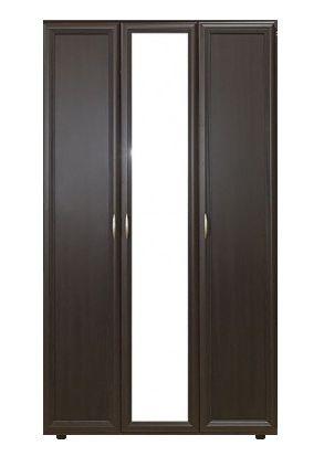 "Шкаф 3-х створчатый с зеркальной дверью № 105 - мебельная фабрика ""М-Сервис"""
