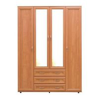"Шкаф 4-х створчатый № 148 - мебельная фабрика ""М-Сервис"""