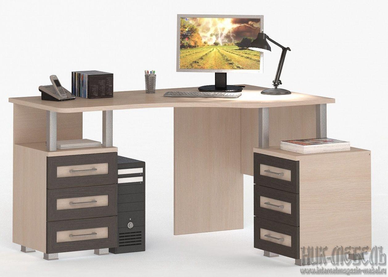 Компьютерный стол (Письменный) Соло-005