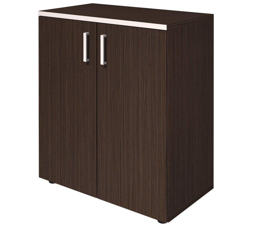 Шкаф низкий с дверцами Сатурн