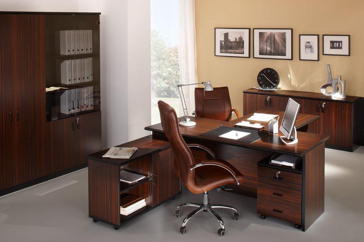 Дизайн кабинета руководителя фото