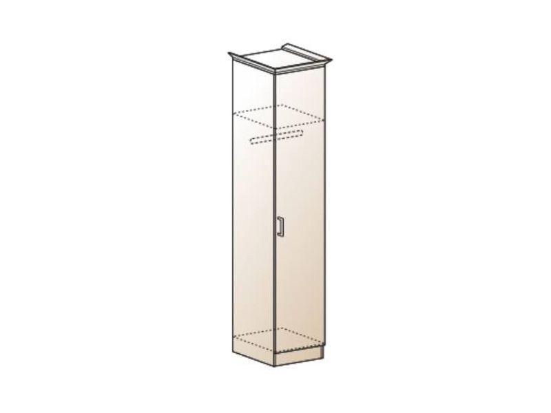 Шкаф платяной Альберт-5, ШК-321 (миланский орех)