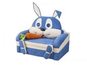 Детская мебель:Детские диваны:Детский диван Заяц