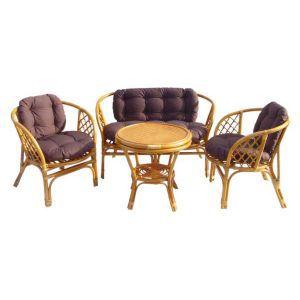 Плетёная мебель:Комплекты для отдыха:Комплект для отдыха Багама Бали