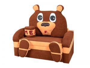 Детская мебель:Детские диваны:Детский диван Мишка