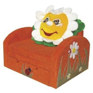 """Детская мебель:Детские диваны:Детский диванчик """"Ромашка"""""""