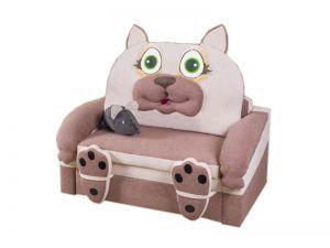 Детская мебель:Детские диваны:Детский диванчик Кошка
