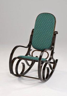 Кресло качалка RC-8001 (Роял Грин)