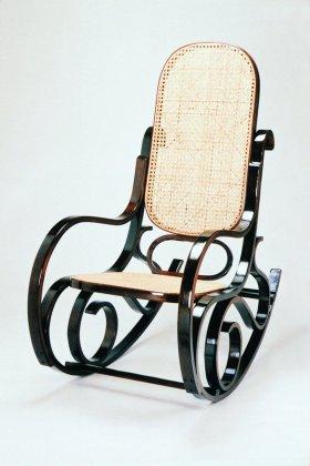 Кресло качалка RC-8001 (тростник)