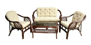 Плетёная мебель:Комплекты для отдыха:Комплект для отдыха Маркос Бали