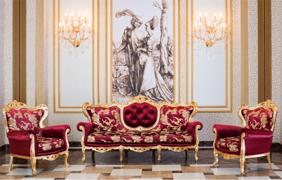 Мягкая мебель Rococo (Рококо)