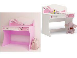 Детский письменный стол Princess