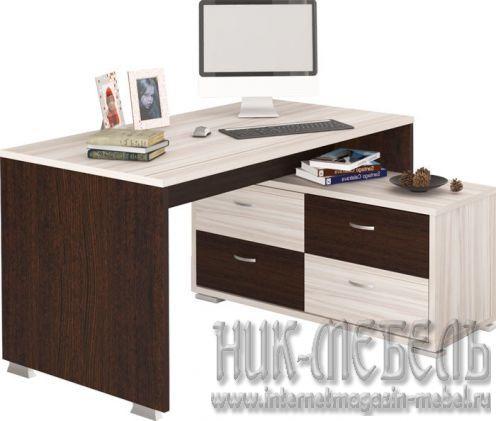 Письменный стол с тумбой СВ-22