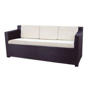Товары для дачи и сада:Мебель из искусственного ротанга:Плетеный диван из искусственного ротанга Garda-1007