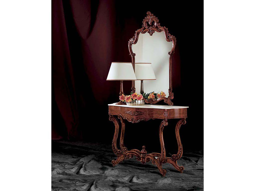 Консольный столик и зеркало Verona