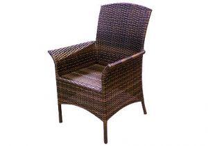 Товары для дачи и сада:Мебель из искусственного ротанга:Плетеное кресло из искусственного ротанга Garda-1013