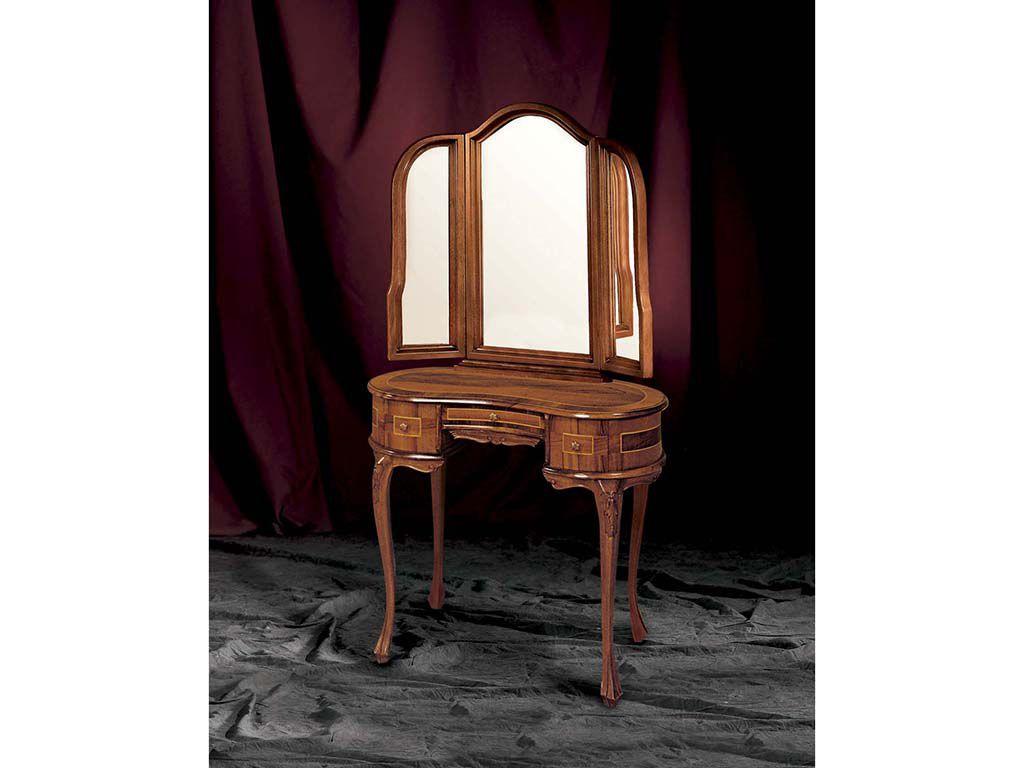 Туалетный столик и зеркало Verona