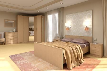 """Набор для спальни """"Юлианна"""", (продается помодульно)"""