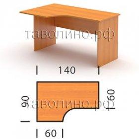 Стол СТ3-14 L/R (140*90*76 см)