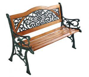 """Товары для дачи и сада:Садовые скамейки, лавочки, столы:Садовая скамейка """"Арабеска"""" G-268"""