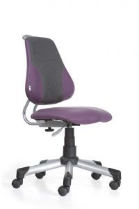 Детское компьютерное кресло Libao C-01 (purple)