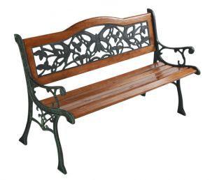 """Товары для дачи и сада:Садовые скамейки, лавочки, столы:Садовая скамейка """"Бабочка"""" G-326"""