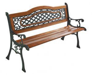 """Товары для дачи и сада:Садовые скамейки, лавочки, столы:Садовая скамейка """"Деканс"""" G-243"""