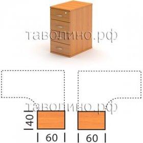Тумба ТС-04з (40*60*76 см)
