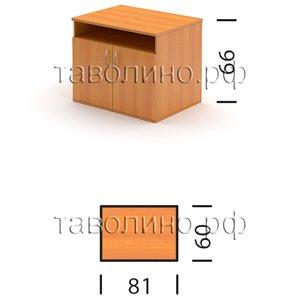 Тумба ТК1-08 (80*60*66 см)